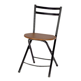フォールディングチェア tc-800cイス いす 椅子 チェア 折りたたみ 折り畳み 折りたたみイス 折りたたみチェア ダイニングチェア ダイニングチェアー カフェチェア カフェチェアー 背もたれ付き 金属製 脚 ordy