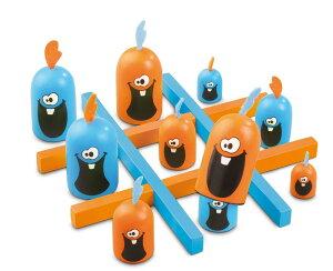 Gobblet Gobblers (2015 Version) ゴブレットゴブラーズ 人気 おもちゃ ボードゲーム クリスマス パーティー 小学生 家族 ファミリーゲーム ゴブレット ゴブラーズ 盛り上げる 五目並べ 知育玩具