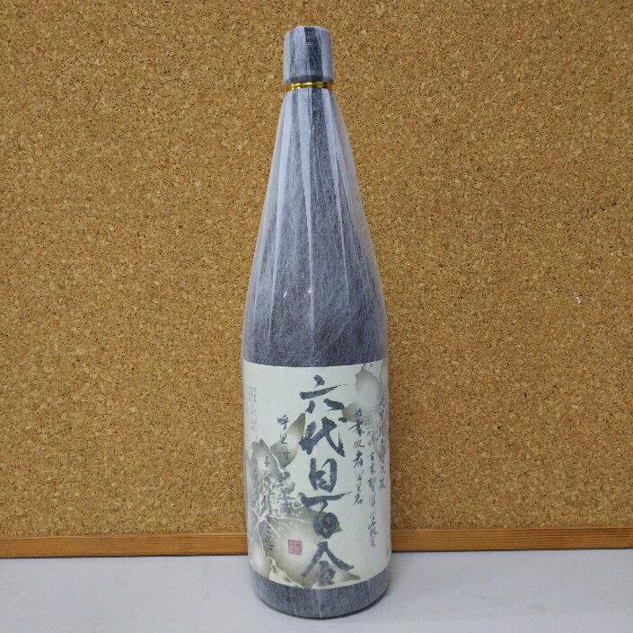 塩田酒造 六代目百合 25度1800ml