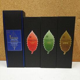 イチローズモルト ミズナラウッドリザーブ・ワインウッドリザーブ・ダブルディスティラーズ リミテッドエディション 度 700ml 4本セット