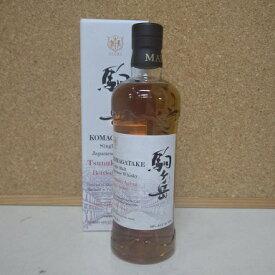 本坊酒造 シングルモルト駒ヶ岳 津貫エイジング Bottled in 2019 駒ケ岳