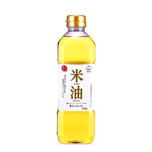 【リニューアル】三和油脂 米油 600g