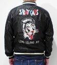 STRAY CATS × TAILOR TOYO Souvenir Jacket Limited Edition ストレイキャッツ|ACETATE SOUVENIR JACKET|スカジャン…