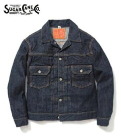 SUGAR CANE シュガーケーン ジージャン『14.25oz DENIM JACKET 1953'MODEL』【アメカジ・ワーク】SC11953A(Other jacket)(std-djk-sugarcane)