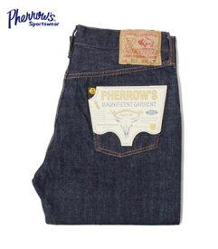 PHERROW'S フェローズ バッファローホーンステッチ|13.5oz.|66MODEL『タイトフィットジーンズ』【アメカジ・デニム】466SW(Denim)(std-jeans-pherrows)