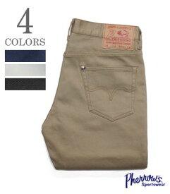 PHERROW'S フェローズ コットンピケ|5ポケット『PIQUE PANTS』【アメカジ・ワーク】488(Other pants)(std-chino-pherrows)