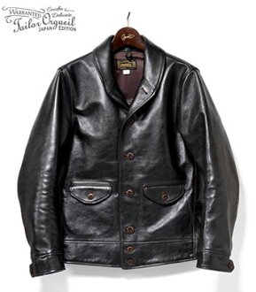 "ORGUEIL orugeiyuhosuhaido|皮革哥萨克服装茄克""Horse Leather Cossack Jacket""OR-4002C(Leather jacket)"