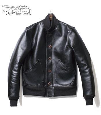 ORGUEIL オルゲイユ ホースハイド|バーシティジャケット|スタジャン『Horse Leather Varsity Jacket』【アメカジ・ワーク】OR-4036B(Leather jacket)(std-lj-orgueil)