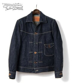 ORGUEIL オルゲイユ 13oz.セルビッジデニム|デニムジャケット『Denim Jacket』【アメカ ジ・ワーク】OR-4170(Other jacket)