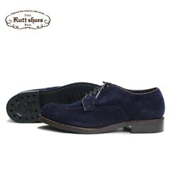Rutt Shoes ラットシューズ Made in JAPAN|Mastrotto Co.|SUEDE|グッドイヤーウェルト製法『SPLIT V TIP BOOTS』【ブーツ・アメカジ】8052S(Boots)(std-boots)