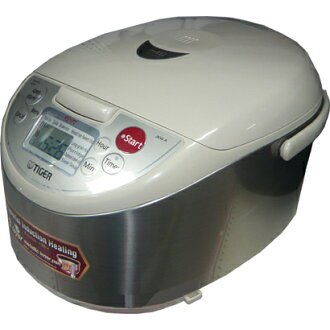It has tiger TIGER JKW-A10W (IH rice cooker foreign countries specifications 220V) Chinese domestic warranty