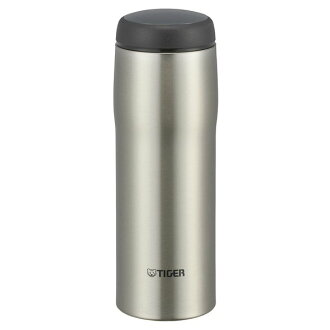 Product made in tiger mug bottle tourist model MJA-B048 XCF (clear stainless steel) Japan