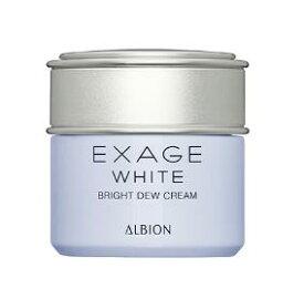 「ポイント5倍UP」アルビオン 正規品 EXAGE ホワイト ブライトデュウ クリーム W (医薬部外品)薬用美白クリーム
