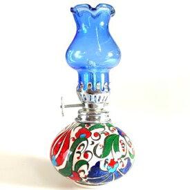 Aladdin|魔法のランプ|空飛ぶ絨毯|アラジン|トルコ|トルコ土産|トルコみやげ|トルコお土産|トルコおみやげ|トルコ雑貨|キャンドルホルダー|香炉|トルコ手描陶器小さなオイルランプ05