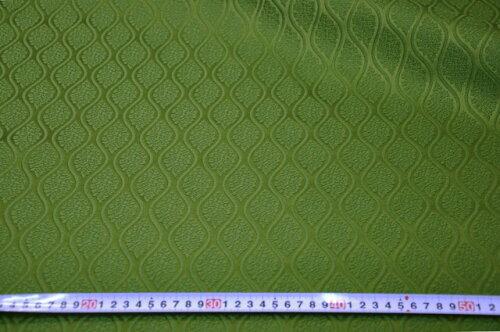 金襴生地布はぎれ京都発・有職雲立涌抹茶色(グリーン系)【和布和風和生地和柄生地和柄】【532P19Apr16】