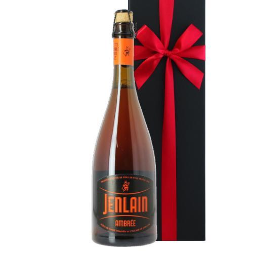 あす楽 父の日ギフト フランスの地ビール ビエール・ド・ギャルド製法 「ジャンラン・アンバー」 750ml 大瓶 琥珀ビール クラフトビール ギフト箱入り