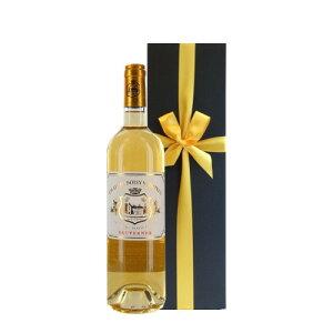 デザートワイン プレゼント 【ワインギフト】甘口 白ワイン 1本 フランス ボルドー 375ml ハーフボトル 貴腐ワイン 「シャトー・ドワジー・ヴェドリーヌ」2006年 ソーテルヌワイン グラン・ク