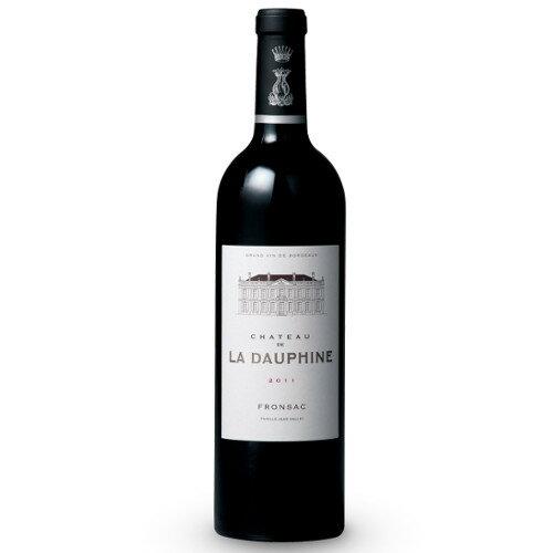 赤ワイン ボルドー 「シャトー・ド・ラ・ドーフィンヌ」 フロンサック 2011年 750ml