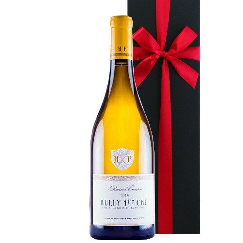 ワインギフト ブルゴーニュ 白ワイン シャルドネ100% コート・シャロネーズ AOCリュリー・プルミエ・クリュ 2015年 750ml