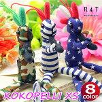 ココペリココペリ人形ロコペリR4Tストラップキーホルダージェムストックgemstock