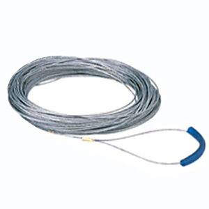 測量用ワイヤーロープ [SSR-100] 100m 【測量用品】【測定用品】【河川 水面】【港湾測量用】【土木 建築】【測量機器】