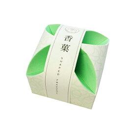 香菓 かぐのみ もみじ型 緑色 1入 オイル付 橘の香り プチギフト