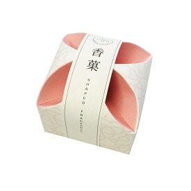香菓 かぐのみ うめ型 桃色 1入 オイル付 橘の香り プチギフト