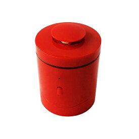 香炉 電子香炉 山田松香木店 『kioka電子香炉』 赤色 Red 簡単 火を使わない 灰・炭不要 自動停止機能付