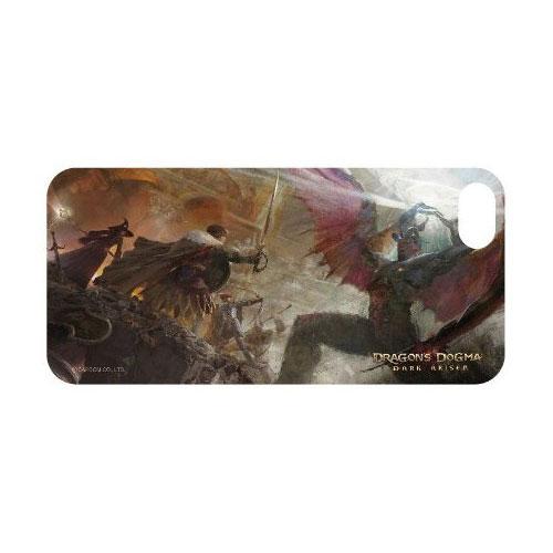 【iPhone5s対応】【メール便送料無料】グルマンディーズ iPhone5s iPhone5 用Dragon's Dogma : Dark Arisenドラゴンズドグマ ダークアリズンシェル ジャケット Daimon DD-01Aドラゴン 竜 ハイファンタジー プレゼント ギフト 誕生日