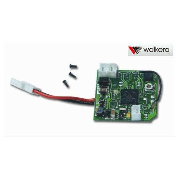 【Cpost】ワルケラ walkera Mini CP用 3軸ジャイロ内蔵2.4Ghz受信機 (HM-Mini CP-Z-19)|ラジコンヘリ関連商品 walkera パーツ Mini CP