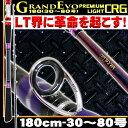 【1000円offクーポンあり】 送料無料 GRANDEVO PREMIUM LIGHT CRG 180(30〜80号)(goku-954521)|ライトタックル 落と…