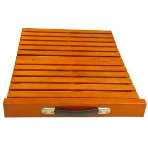 折りたたみ式!へらぶな ダイシン製 木製すのこ台 (大型) (50271)|ヘラブナ へらぶな へら 釣り へら釣り すのこ スノコ へら台 ヘラ台
