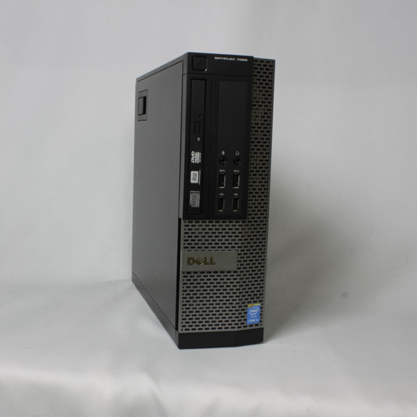 デル,Optiplex 7020,7020SF I5-4590,Core i5-4590/3.3GHz,メモリ4GB,500GB,Win7 Pro 32bit(297874-b)