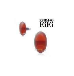 カーネリアンリング パワーストーンリング フリーサイズ 指輪 RSHM-03
