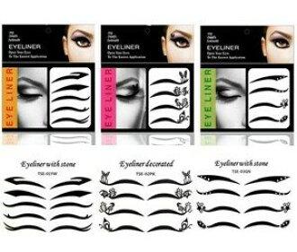 Eyes Aita toe seal / eyeliner tattoo / eye line tattoo / eyeliner tattoo /  tattoo seal / tattoo seal / eye line seal / eyeliner seal / TSE-0
