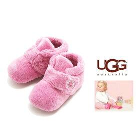 UGG Australia 【アグ オーストラリア・KIDS】インファント BIXBEEインファント・ビックスビー柄・ルームシューズCOLOR :【BBG】ピンク