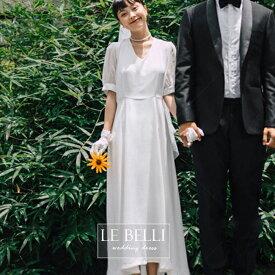 ウェディングドレス 2次会 結婚式 撮影 前撮り 後撮る ウエディングドレス 挙式 花嫁 ドレス 可愛い 大人 おしゃれ 披露宴 ハネムーン セルフ撮影 フィッシュテール