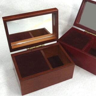 333曲以上から選べる!木製宝石箱オルゴール・ミニ蓋あき