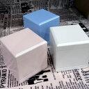 333曲以上から選べる! シンプル ボックスオルゴール宝石箱(3色パステル)≪18弁曲目選択オルゴール≫ 【クリスマス オルゴール 誕生…