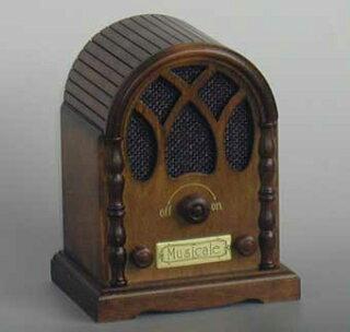 レトロラジオ型