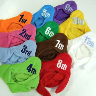 ベア帽子11種