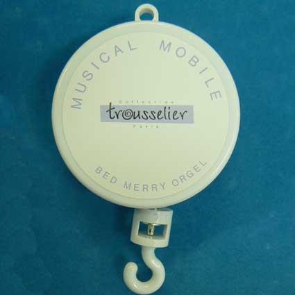 トラセリア ベッドメリー用 スペアオルゴール フランスのブランド プレゼント