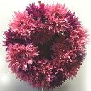 333曲以上から選べる! 新タイプ ガーベラの花束 造花 壁掛けオルゴール:プーリー(ヒモ)式  【18弁曲目選択】