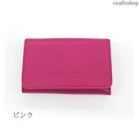 【SALE 40%オフ】ツモリチサト 名刺入れ トリロジー/ピンク[57945] (レディース カードケース ビジネス シンプル 女性 彼女 プレゼント ツモリチサトキャリー tsumori chisato CARRY
