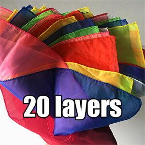 Silk Fountain 20 Layers シルクファウンテン 20層 イリュージョン,大阪マジック,マジック,手品,販売,ショップ,マジシャン,大阪,osaka,magic