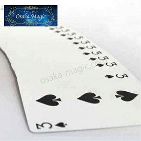 ワンウェイ・フォーシング・デック One Way Forcing Deck バイスクル ポーカーサイズ