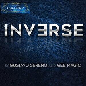 インバース 【インビジブルピークデバイス】〜INVERSE by Gustavo Sereno and Gee Magic〜