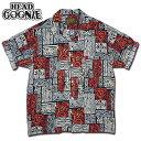 送料無料 ヘッドグーニー HEADGOONIE 1955 MADDOG ALOHA SHIRTS(MULTI)ヘッドグーニーアロハシャツ HEADGOONIアロハシャツ ヘッドグー…