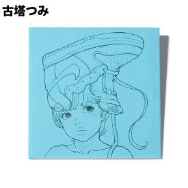 古塔つみ SNEAKER GIRL マルチ 21SP-I/Cotoh Tsumi 画集 アート