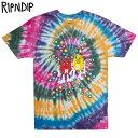 リップンディップ RIPNDIP EMINERM TEE(SPIRAL DYE)リップンディップTシャツ RIPNDIPTシャツ リッピンディップTシャツ RIP N DIPTシャ…